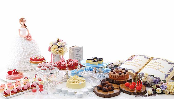 HiltonOsaka_dessertbuffet3