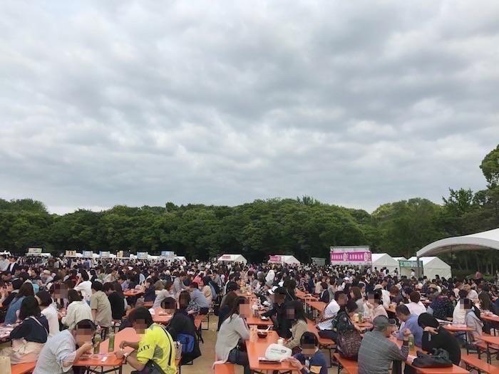 餃子フェス 大阪
